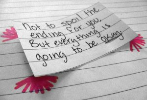 its gonna be okay