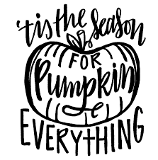 tis the season for pumpkin everything